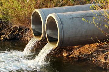Etude des traitements des eaux usées